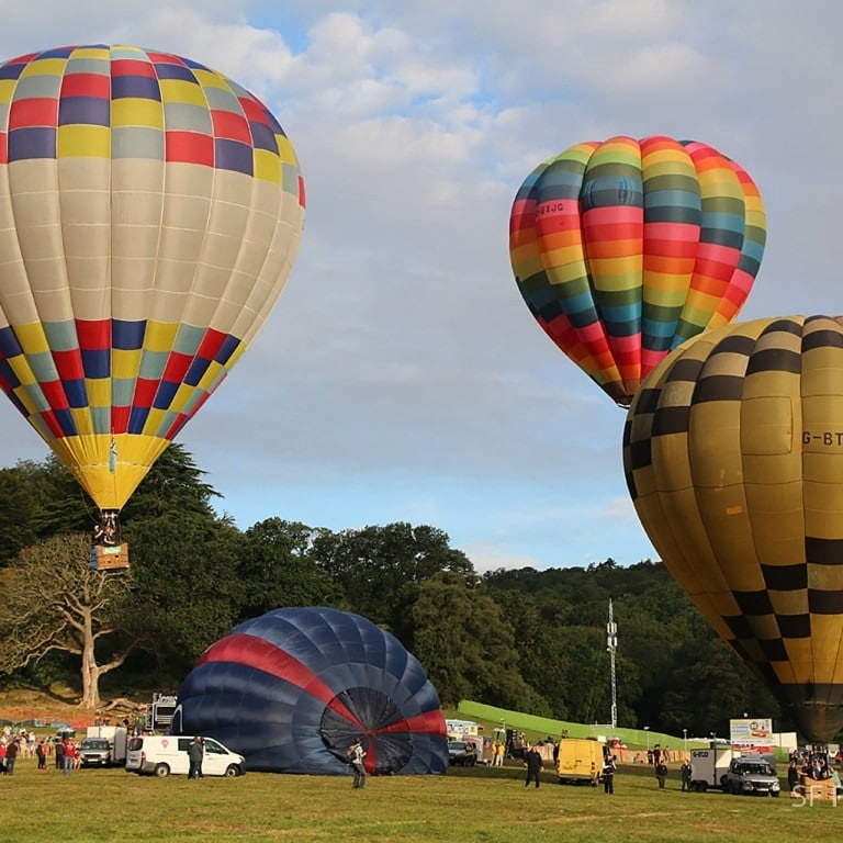 Forty years of the Bristol International Balloon Fiesta